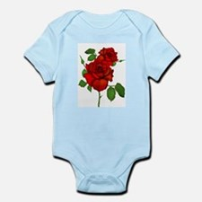 Rose Red Infant Bodysuit