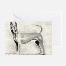 Thai Ridgeback Dog Greeting Cards