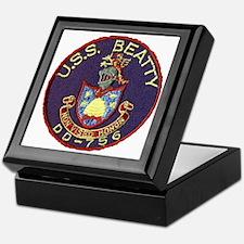 beatty patch Keepsake Box