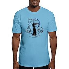 JB Dragon Fitted T-Shirt