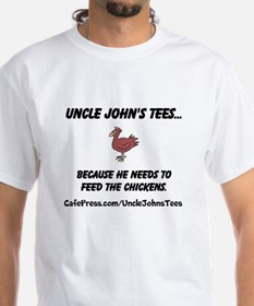 Feed the Chickens 2 T-Shirt