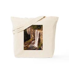 Yosemite, Half Dome, Bridalveil Falls Tote Bag