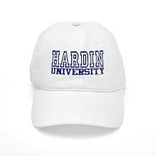 HARDIN University Baseball Cap