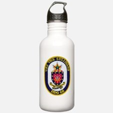 tsullivans patch trans Water Bottle