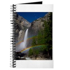 Double Lunar Rainbow in Yosemite Falls Journal