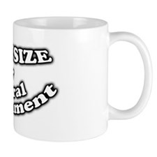Downsize our Federal Government Mug