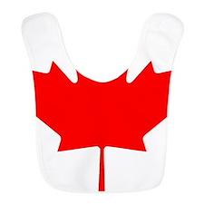 Canada Maple Leaf Bib