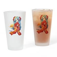 moe11 Drinking Glass