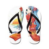 Anime Flip Flops