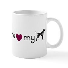 Love My Dalmatian Mug