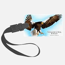 Stellers Sea Eagle Luggage Tag