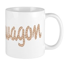 Jackwagon Humor Dark Mug