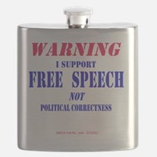FreeSpeechWarning Flask
