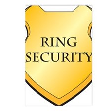 Ring Security Postcards (Package of 8)