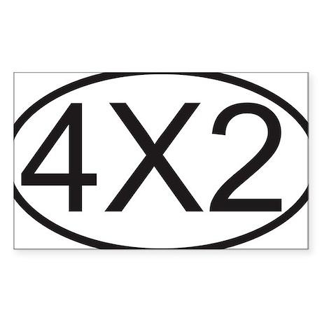 4x2 Sticker (Rectangle)