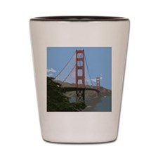 Cool Monument Shot Glass