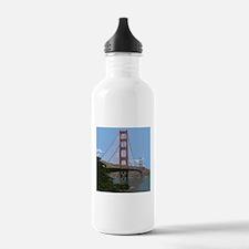 Unique Golden gate bridge Water Bottle