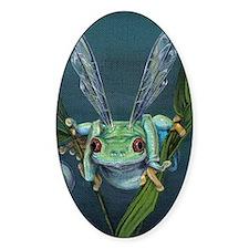 Wishing Frog Decal