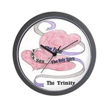 The Trinity Wall Clock