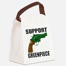 GREENPIECE2 Canvas Lunch Bag