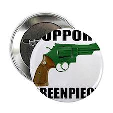 "GREENPIECE2 2.25"" Button"