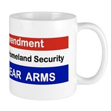 2ND AMENDMENT ORGINAL HOMELAND SECURITY Mug