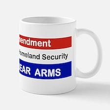 2ND AMENDMENT ORGINAL HOMELAND SECURITY Mug