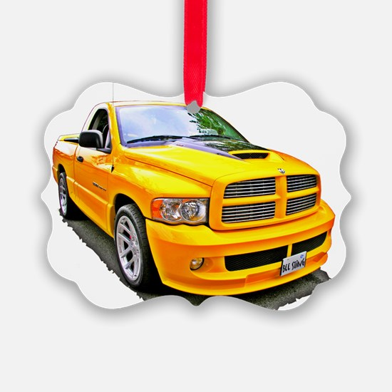 Bee-Sting Rumblebee Ornament
