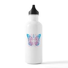 Transgender-Butterfly- Water Bottle