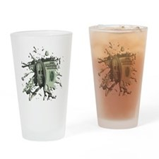100Blot Drinking Glass
