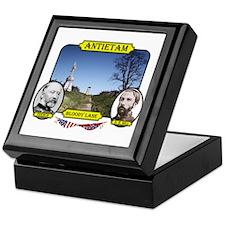Antietam-Bloody Lane Keepsake Box