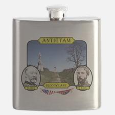 Antietam-Bloody Lane Flask