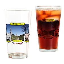 Antietam-Bloody Lane Drinking Glass