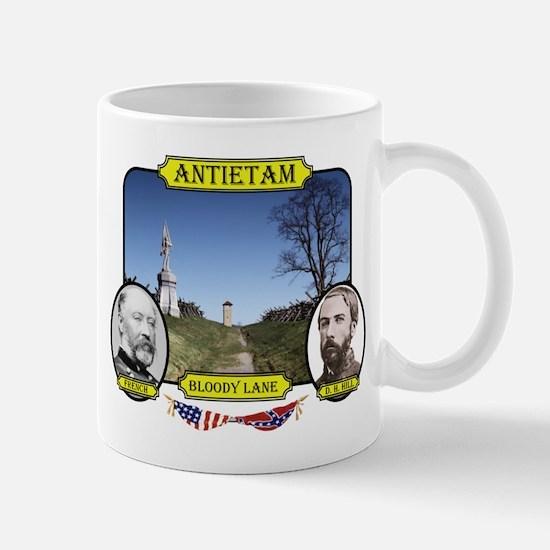 Antietam-Bloody Lane Mugs