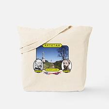 Antietam-Bloody Lane Tote Bag
