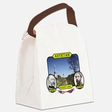 Antietam-Bloody Lane Canvas Lunch Bag