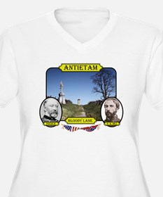 Antietam-Bloody Lane Plus Size T-Shirt
