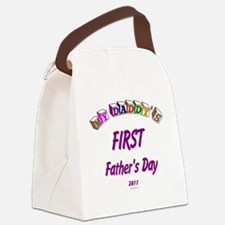 fathersfirst2011 Canvas Lunch Bag