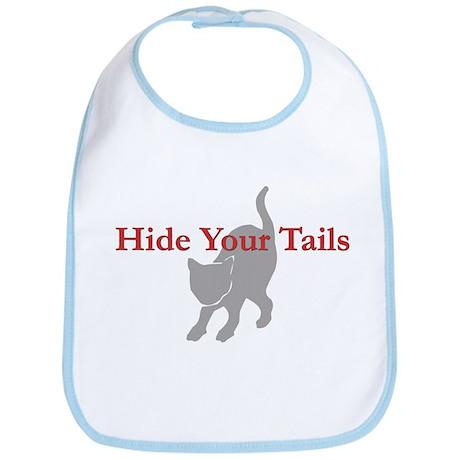 Hide Your Tails (Cat) Bib
