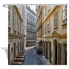 Wien Vienna City Shower Curtain