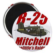 B25 Doolittes RaidersTee Magnet