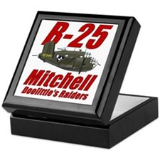 B25 Doolittes RaidersTee Keepsake Box