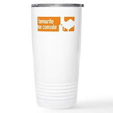 My Favourite Game Console - Com Travel Mug