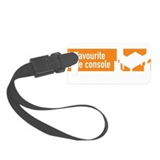 My Favourite Game Console - Comm Luggage Tag