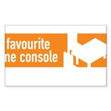 My Favourite Game Console - Co Decal