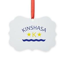 kinshasa Ornament
