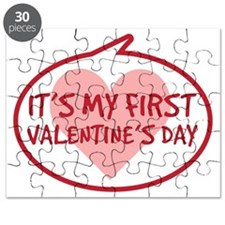 Babys First Valentines Day Puzzle