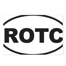 ROTC Postcards (Package of 8)