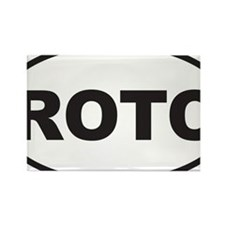 ROTC Rectangle Magnet