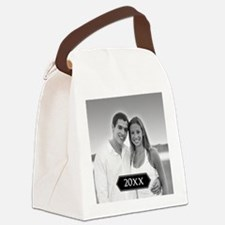 Full Photo with Year Canvas Lunch Bag